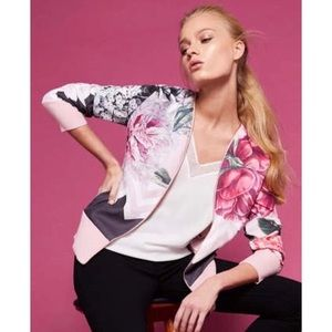 TED BAKER Palace Gardens Cardigan Jacket TED 4